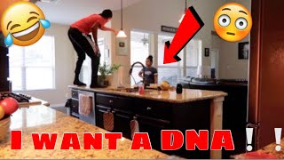 I WANT A DNA TEST PRANK ON GIRLFRIEND!!!! **Must watch**