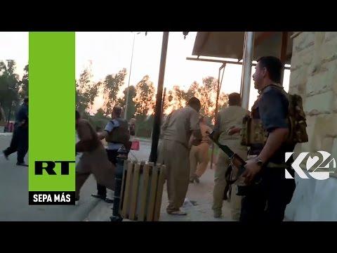 La ciudad iraquí de Kirkuk planta cara al Estado Islámico
