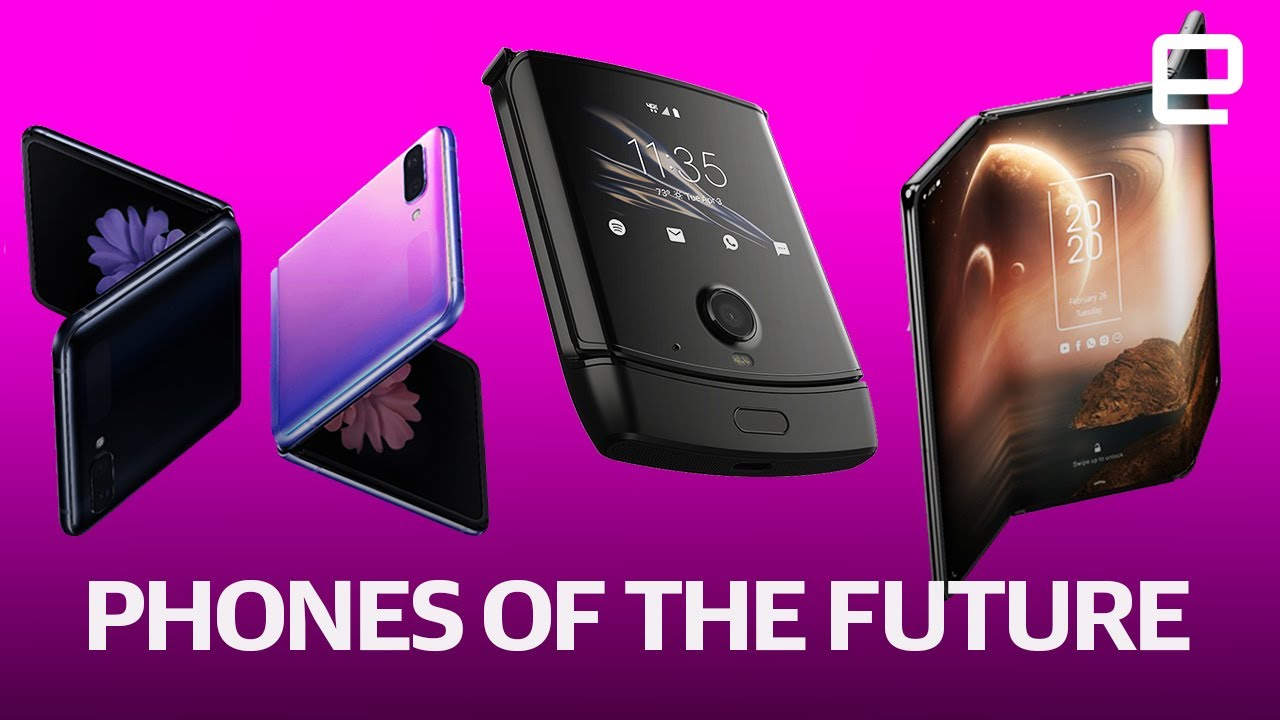 Phones of the Future | Future Mobile Phone Features