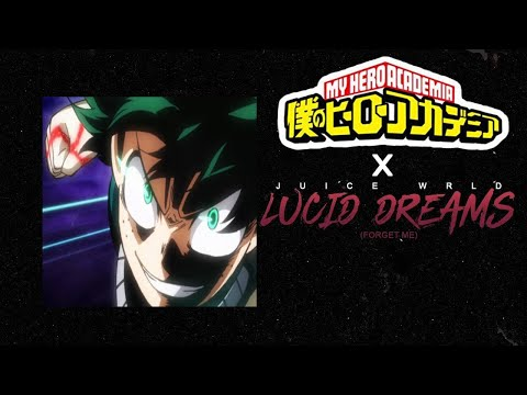 My Hero Academia opening Remix By Lucid Dreams (Pop - Punk)