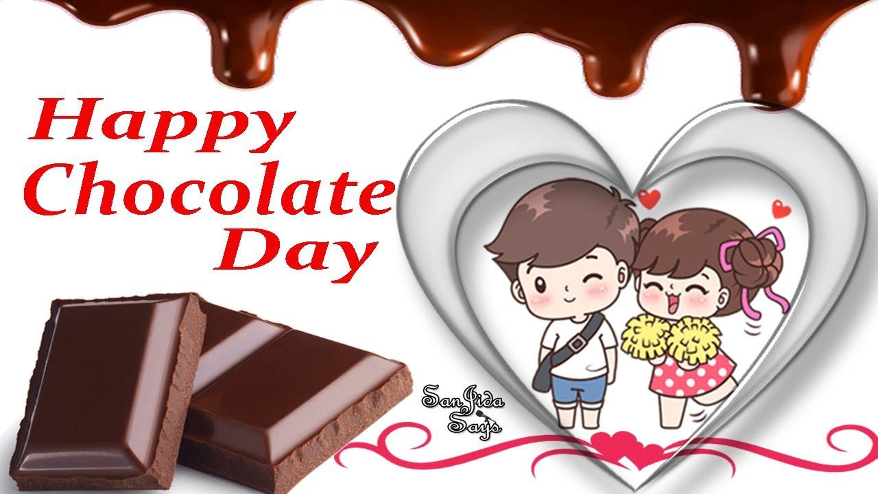 Chocolate Day Status Happy Chocolate Day 2021 Happy Valentine S Day 2021 Romantic Poetry Youtube