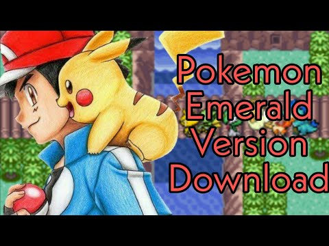 Pokemon Emerald Version Download For Android