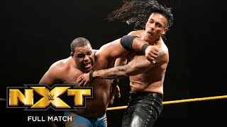 FULL MATCH - Keith Lee vs. Damian Priest: NXT, July 24, 2019