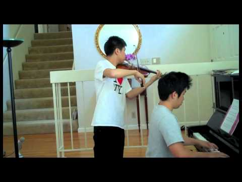 Naruto Shippuden - Despair - Violin, piano duet