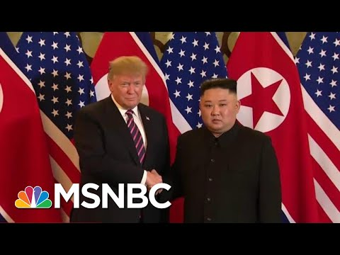 President Donald Trump Blames Failed North Korea Summit On Michael Cohen | Hardball | MSNBC