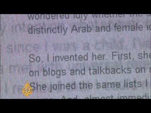 US man admits he is 'Syrian gay girl' blogger