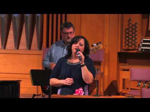 Pastor Kara's Commissioning Service