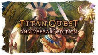 Titan Quest Anniversary Edition [Livestream] #20 |🇩🇪★🖥| -- Ägyptische Götter und ihr Untergang --