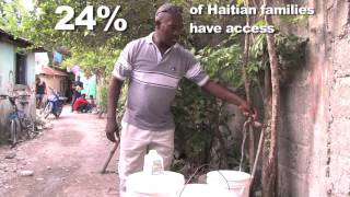 Haiti: Clean Water, Improved Sanitation, Better Health