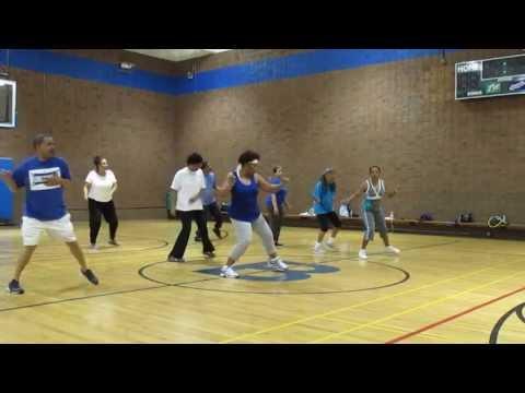 Janet Jackson Feels So Right Line Dance