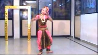 My Bharatnatyam Dance in Mere Dholna song