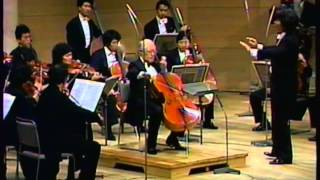 Mstislav Rostropovich - Boccherini - Cello Concerto No 6 in D major, G 479
