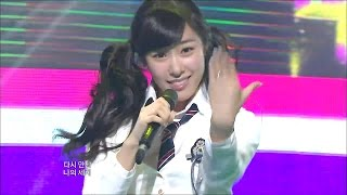 【TVPP】SNSD - Into The New World + Oh!, 소녀시대 - 다시 만난 세계 + 오! @ 200th Special, Show Music Core Live