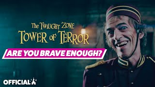 The Twilight Zone Tower of Terror™ : Are you brave enough? ⚡