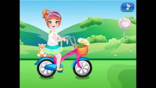 Princess Ride My Bike - Y8.com Online Games by malditha