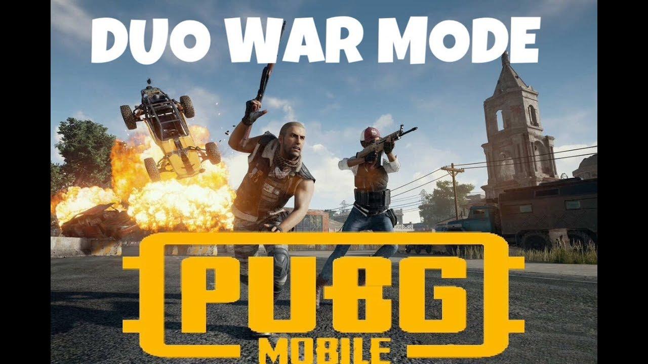 Duo War Mode (PUBG Mobile)