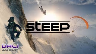 Steep™ PC Gameplay 1080p 60fps