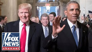 Obama admin intelligence officers under fire for Trump investigation