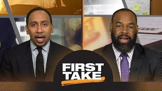 Who is most to blame for Tom Savage returning to field? | First Take | ESPN