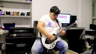 Dream Theater -Octavarium Guitar Solo cover