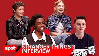 Summer of Strange: Stories From the Filming of Stranger Things 3