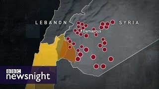 Iran-Israel conflict escalates - BBC Newsnight