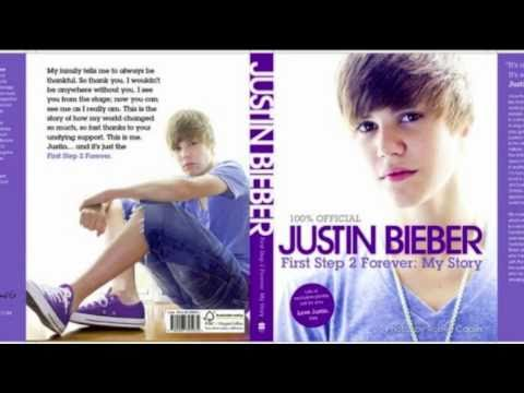 BUY & PRE-ORDER Justin Bieber's book- First Step 2 Forever