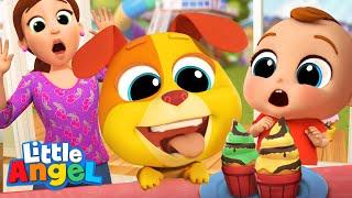 No, No Bingo! Be Good! | Little Angel Kids Songs \u0026 Nursery Rhymes