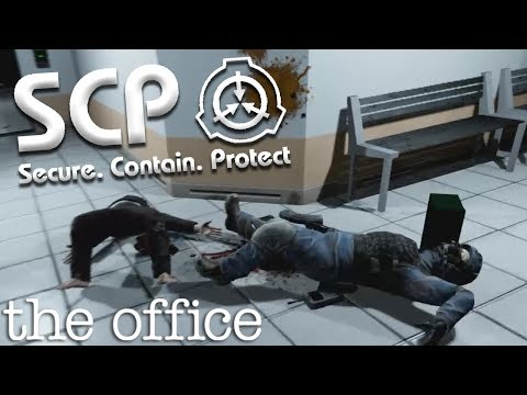 SCP: A Day At The Office