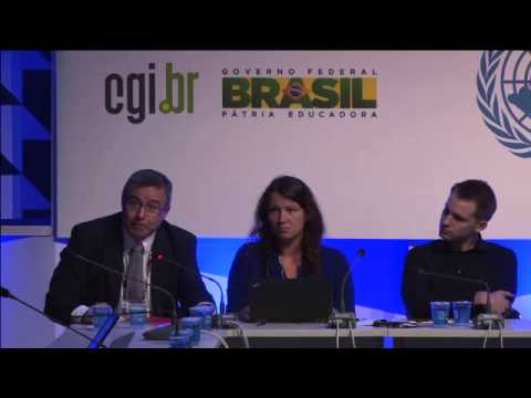 IGF 2015 Day 3 - WK 2 - Open Forum - Council of Europe