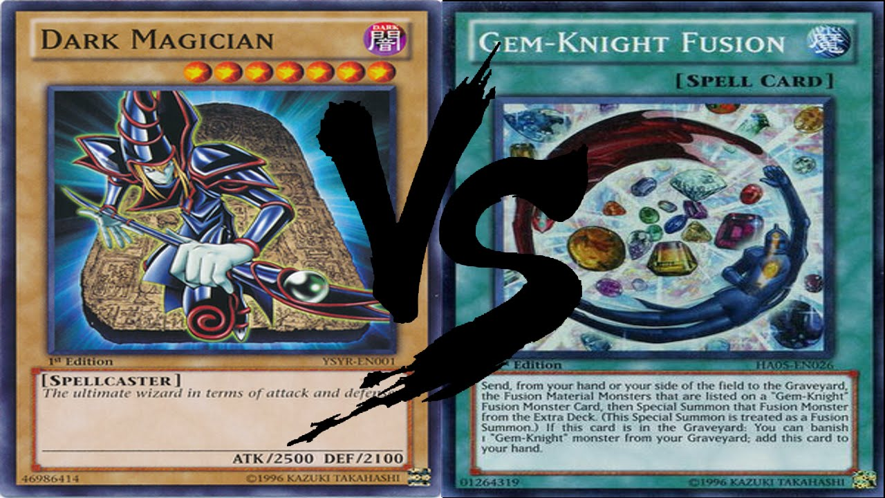 how to make a dark magician deck