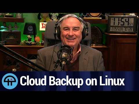 Backing Up to the Cloud with Linux