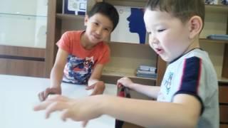 Урок робототехники для детей в Академии успеха. г.Усть-Каменогорск