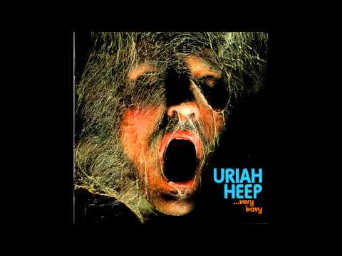 Uriah Heep -  Gypsy (high quality audio)