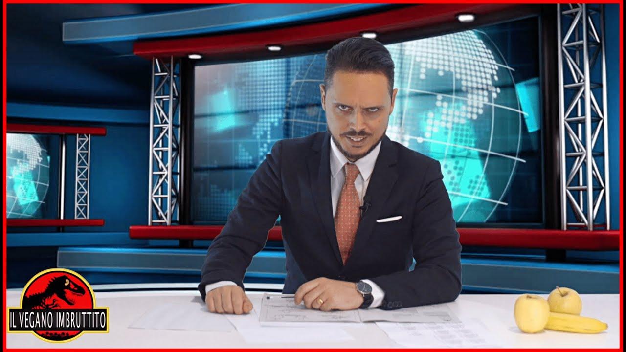 TG VEGANO IMBRUTTITO - 1^ edizione - Video di Giorgio Immesi