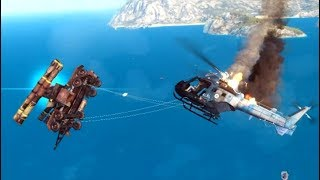 JC3: Innovation vs Attack Helicopters