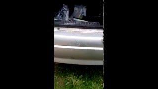 Установка парктроника Опель Астра G(установка парковочного радара парктроника из китая своими руками на опель астра g хэтчбэк , работа парктрон..., 2016-02-18T08:17:59.000Z)