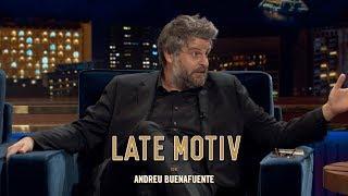 LATE MOTIV - Raúl Cimas. Despertando al oso que hiberna I #LateMotiv582