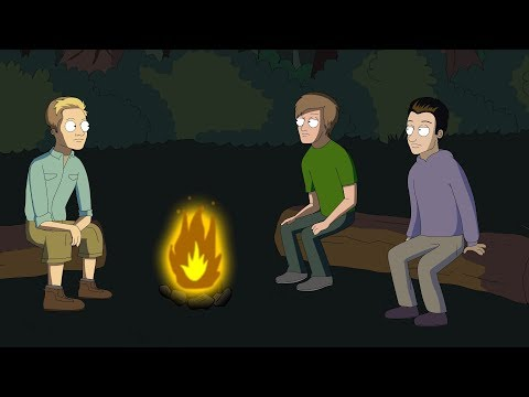 The Bridge - Horror Story Animated