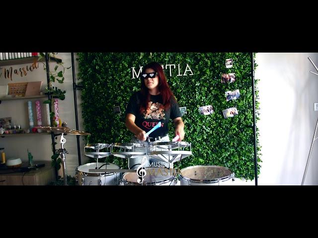 Percusión para Bodas | 🔸 Percusionista para Eventos | Musical Mastia
