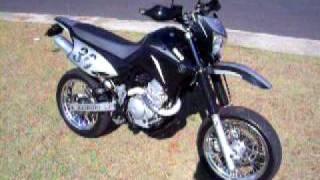 Yamaha XTZ-250 Lander Motard (Customizada)