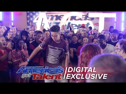 The Hype Is Real At AGT Auditions Cincinnati - America's Got Talent 2017