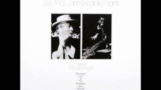 Les mcCann & Eddie Harris  you got it your soulness