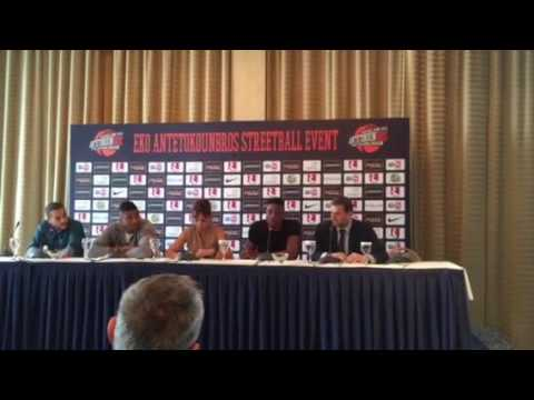 Basketplus.gr: AntetokounBros@Thessaloniki, part1