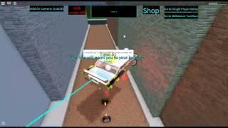 ROBLOX / Taxi Simulator / Glitch / Fli, Fli