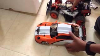 Unboxing Nikko Evo Pro-Line 1/14 Porsche 911 GT3R Hybrid