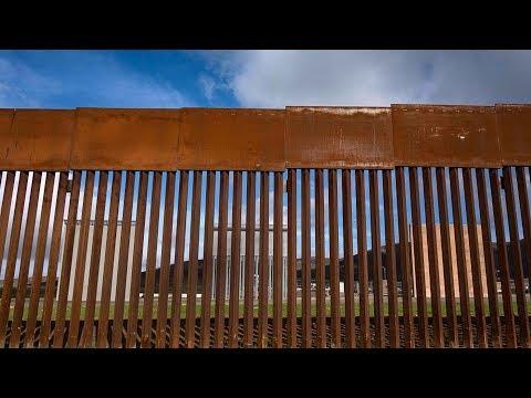 Trump calls U.S. southern border a humanitarian crisis