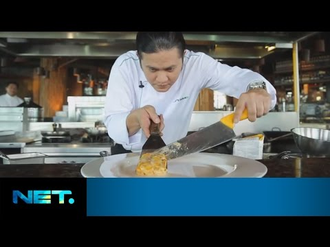 Sule & Rizky Febian - Sirloin & Cheesy Lasagna| Chefs Table | Chef Chandra | NetMediatama