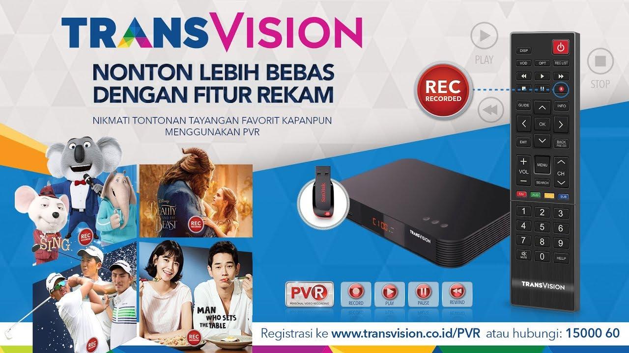PARABOLA TRANSVISION ( Chanel HD , Decoder mpg4 Samsung, Mewah )
