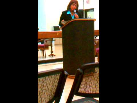 "Pastor Carla Morris: ""I Am, What I Am"" Part 1"